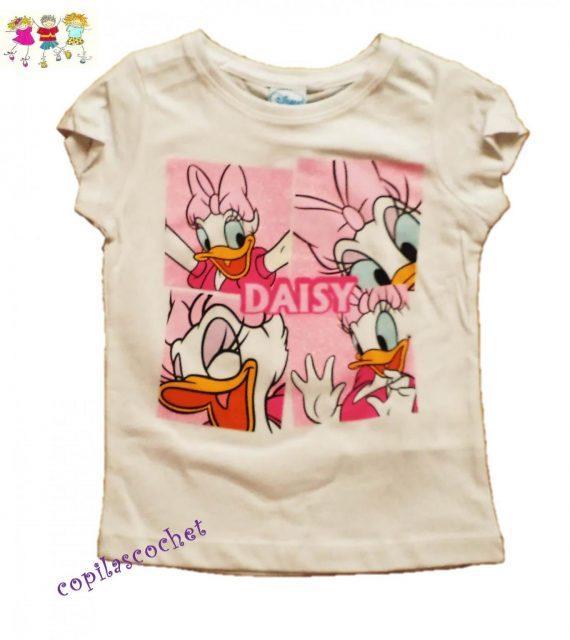 Tricou Daisy (alb) 1