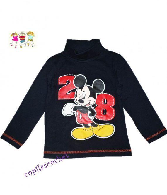 Helanca Mickey Mouse (bleumarin) 1