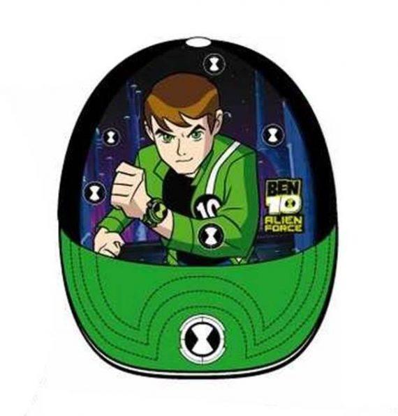 Sapca Ben10(verde) 1