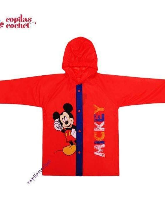 Pelerina de ploaie Mickey Mouse 1