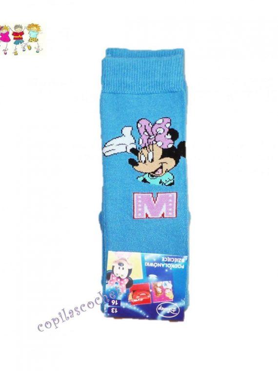 Sosete 3-4 Minnie Mouse (albastru) 1
