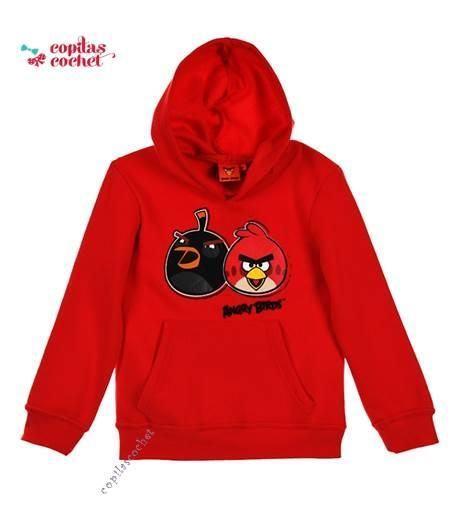 Hanorac Angry Birds (rosu) 1
