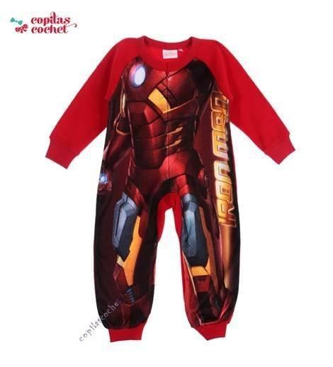 Salopeta Iron Man 1