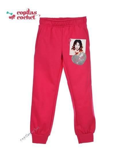 Pantaloni Trening Violetta (fucsia) 1