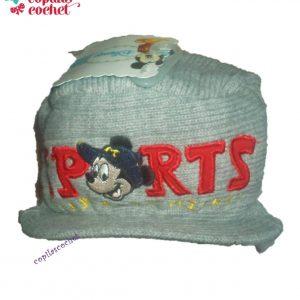 Sapca Mickey Mouse (gri) 1