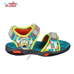 Sandale Minions 1