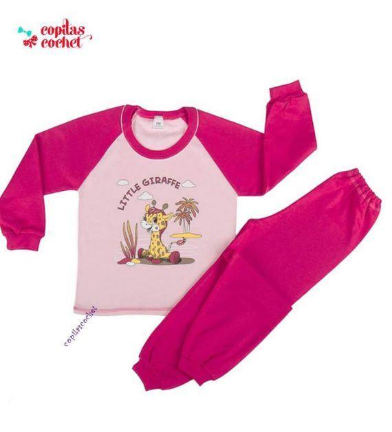 Pijamale Mita Girafa 1