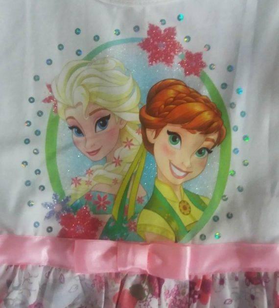 Rochie Anna&Elsa