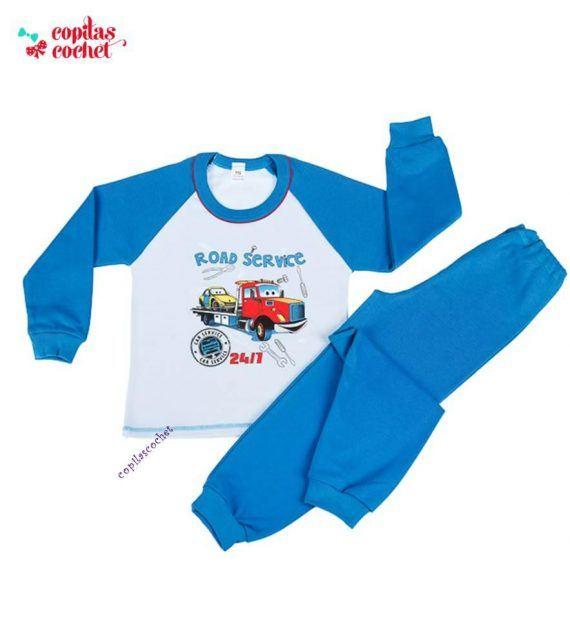 Pijamale Masina de tractat 1