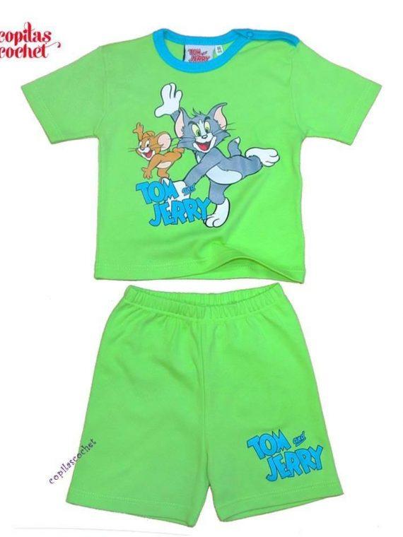 Compleu de vara Tom&Jerry 1