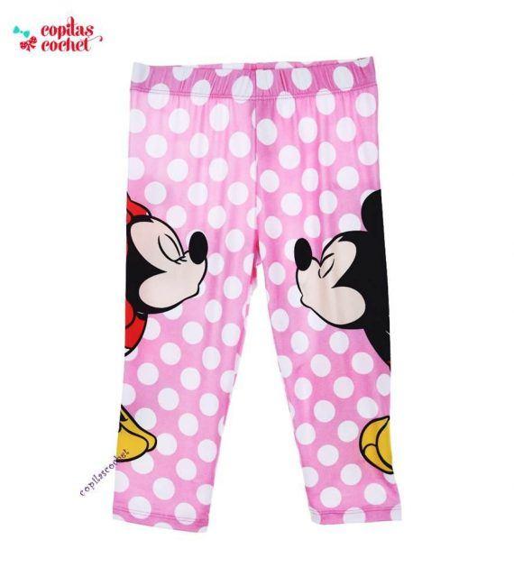 Colanti 3-4 Minnie Mouse (roz) 1