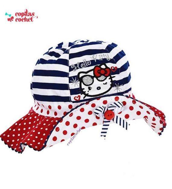 Palarie Hello Kitty (marinar) 1