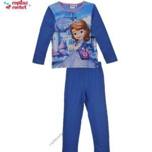 Pijamale Sofia I(albastru) 1