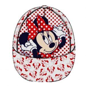 Sapca Minnie Mouse (alb) 1
