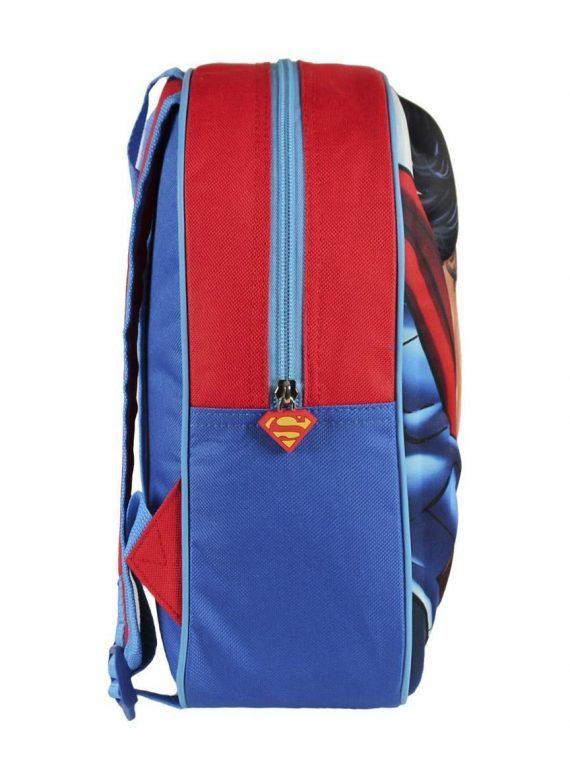 Ghiozdanel 3D Superman