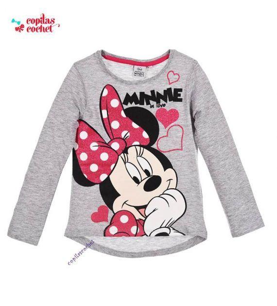 Bluza Minnie Mouse (gri) 1