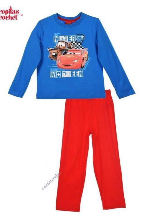 Pijamale Fulger McQueen (albastru-rosu) 1