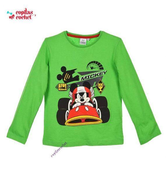 Bluza Mickey Mouse (verde) 1