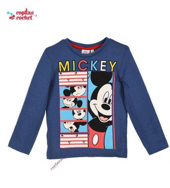 Bluza Mickey Mouse (bleumarin) 1