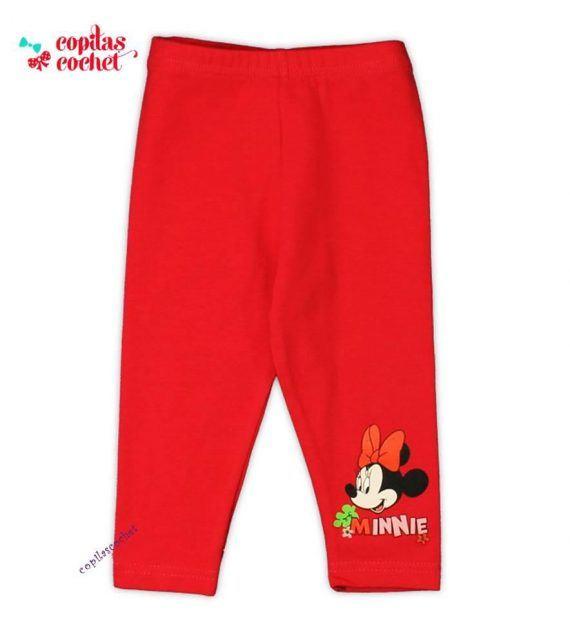 Colanti bebe Minnie Mouse (rosu) 1