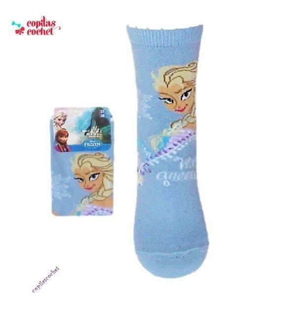 Sosete Elsa(bleu) 1