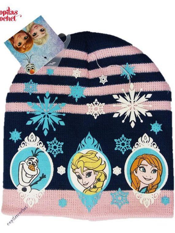 Caciula Frozen (bleumarin) 1