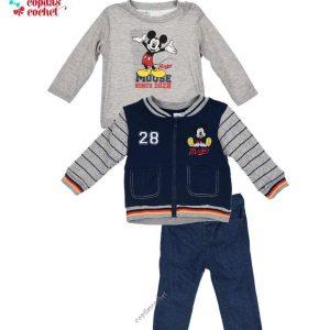 Set bebe Mickey Mouse 2 1
