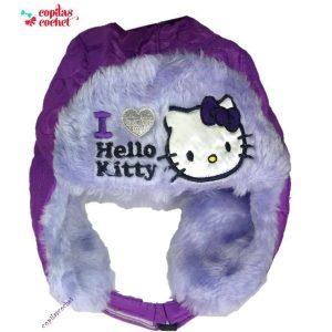 Caciula captusita Hello Kitty (mov) 1