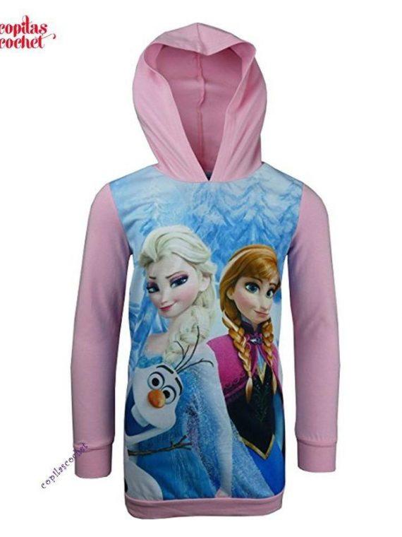 Rochie Frozen (roz) 1