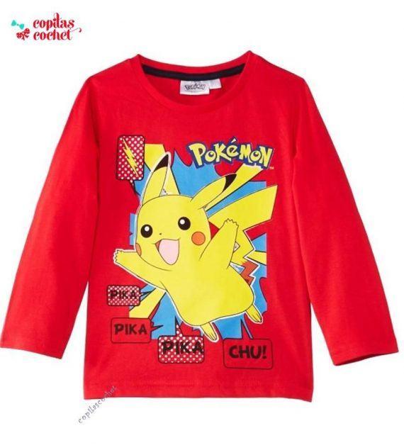 Bluza Pokemon (rosu) 1
