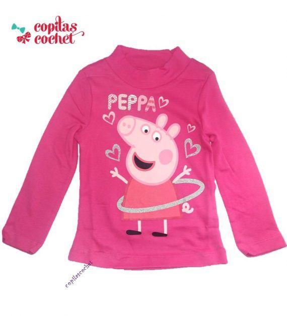 Bluza Peppa Pig (fucsia) 1