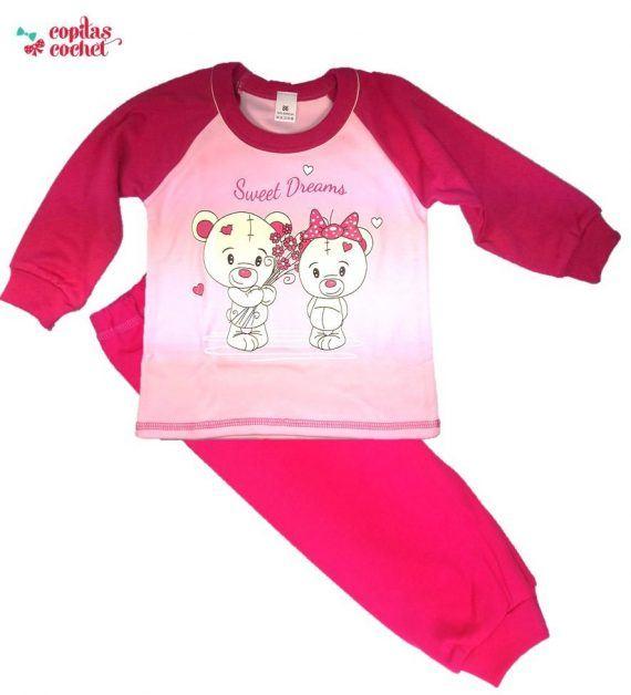 Pijamale vatuite 2Ursuleti 1