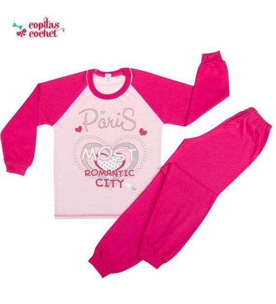 Pijamale Paris Fashion 1