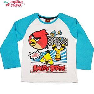 Bluza Angry Birds (alb) 1