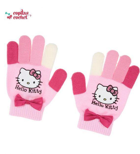 Manusi Hello Kitty (roz) 1