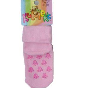 Sosete bebe (roz) 1
