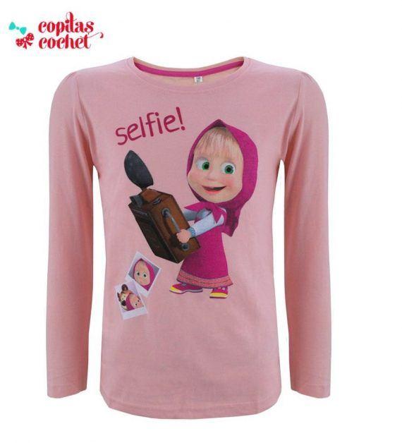 Bluza Masha (roz) 1