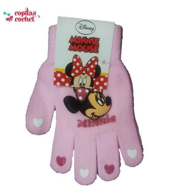 Manusi Minnie Mouse (roz) 1