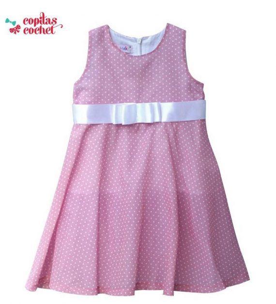 Rochie roz pal buline 1