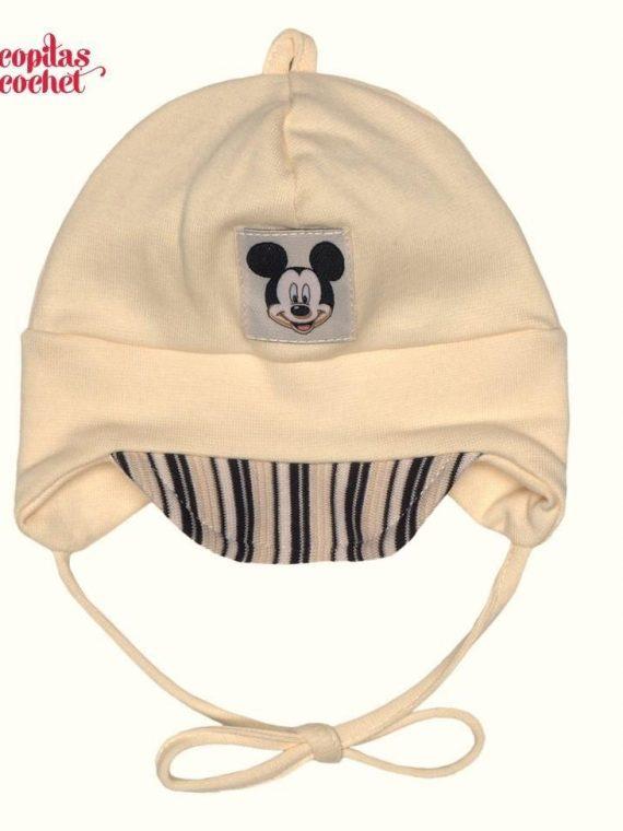 Caciulita bebe Mickey Mouse 1