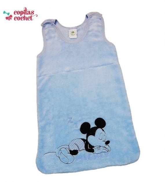 Sac de dormit bebe Mickey Mouse (bebe) 1
