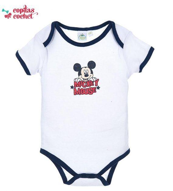 Body vara Mickey Mouse (bleumarin) 1