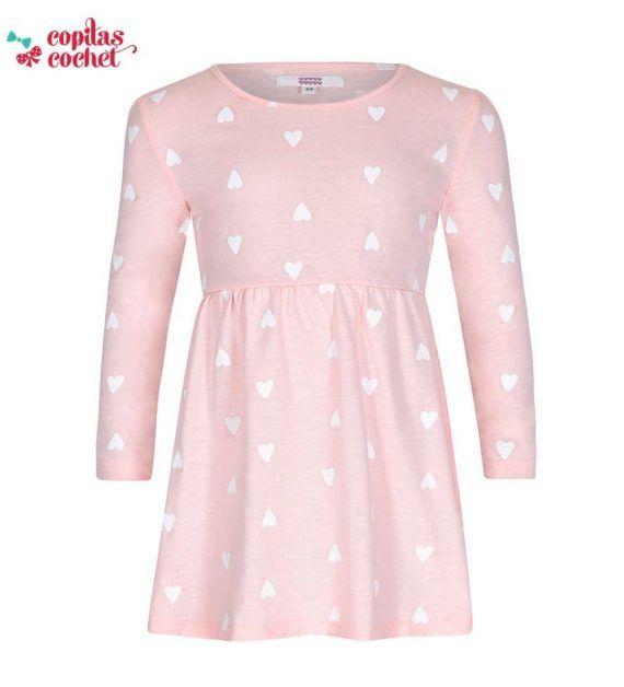 Rochie roz inimioare 1