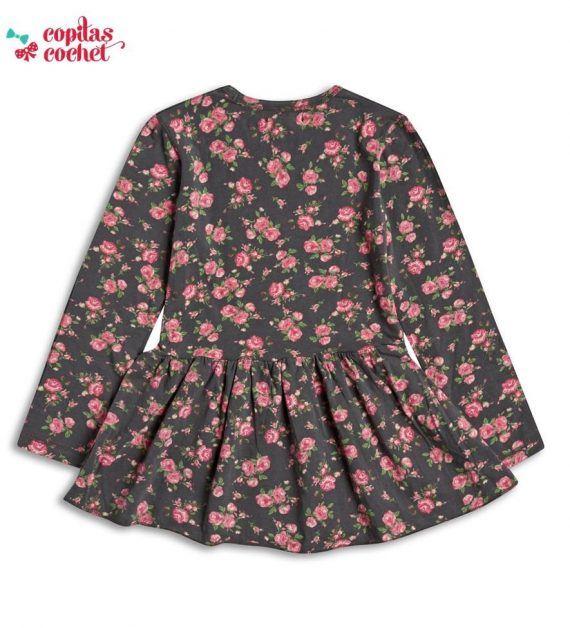 Bluza model Trandafiri
