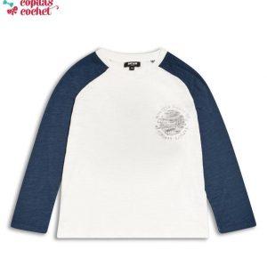 Bluza copii model Minge de Rugby