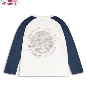Bluza copii model Minge de Rugby 1