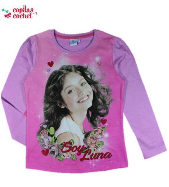 Bluza Soy Luna (lila) 1