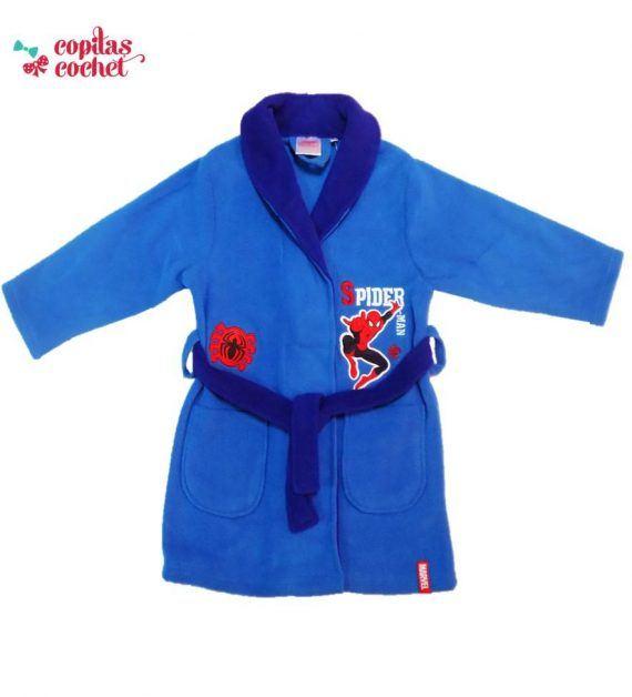 Halat Spiderman (albastru) 1