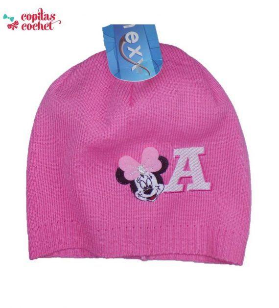 Caciula de primavara Minnie Mouse (roz) 1
