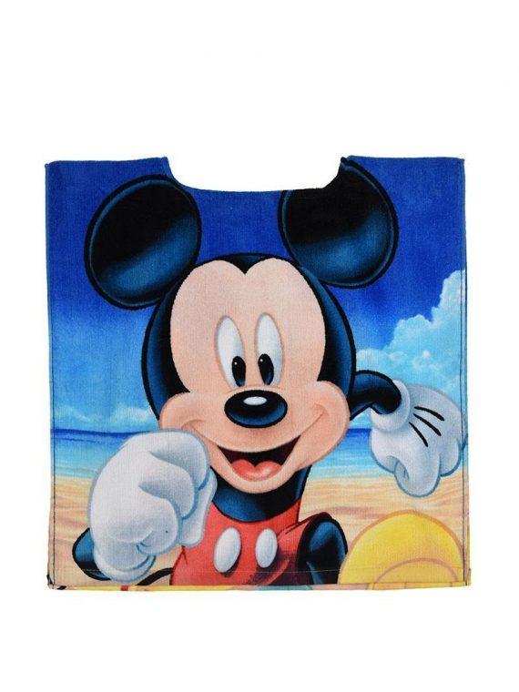 Poncho de plaja Mickey Mouse (fara gluga)